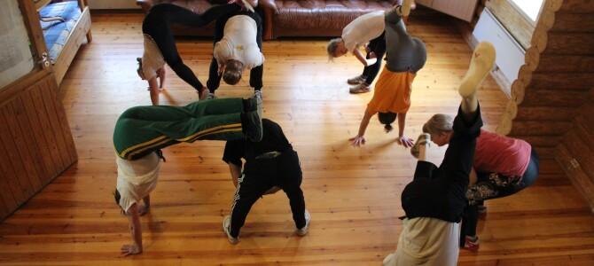 Tervetuloa capoeiran alkeistunneille!